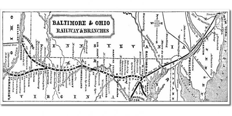 Baltimore and Ohio Railroad