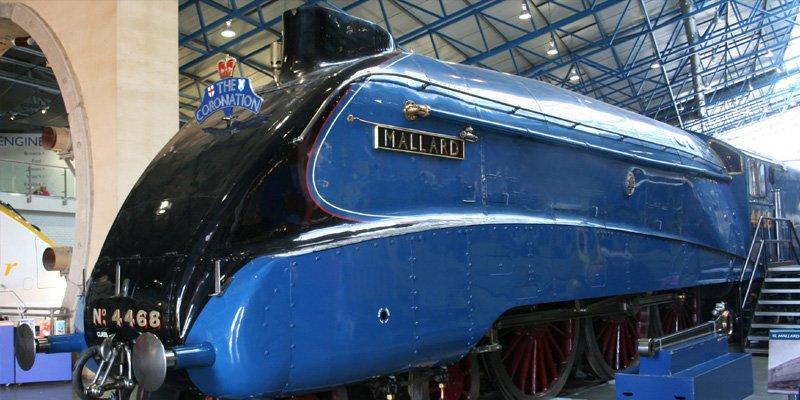 Class A4 locomotive