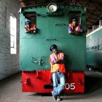 Narodowe Muzeum Kolejnictwa Sierra Leone 0 train museum