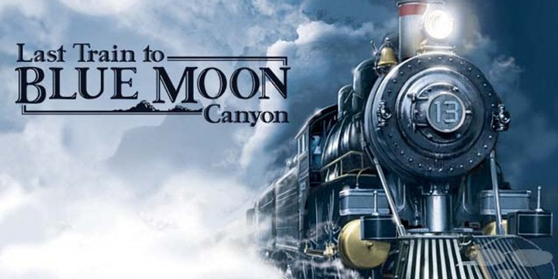 Nancy Drew: Last Train to Blue Moon Canyon  2005 train game