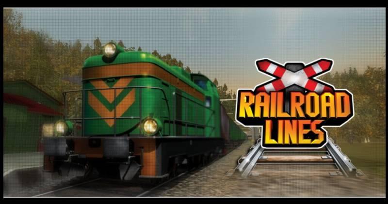 Railway Lines Linie Kolejowe 2008 train game