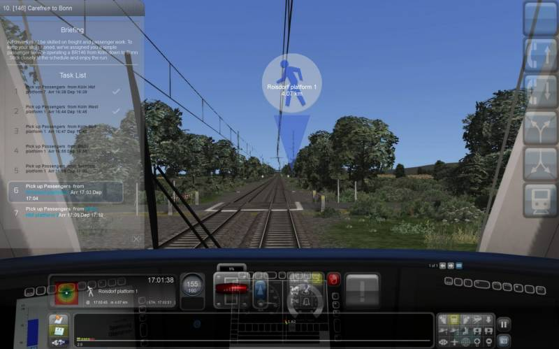 Train Simulator  2009 train game
