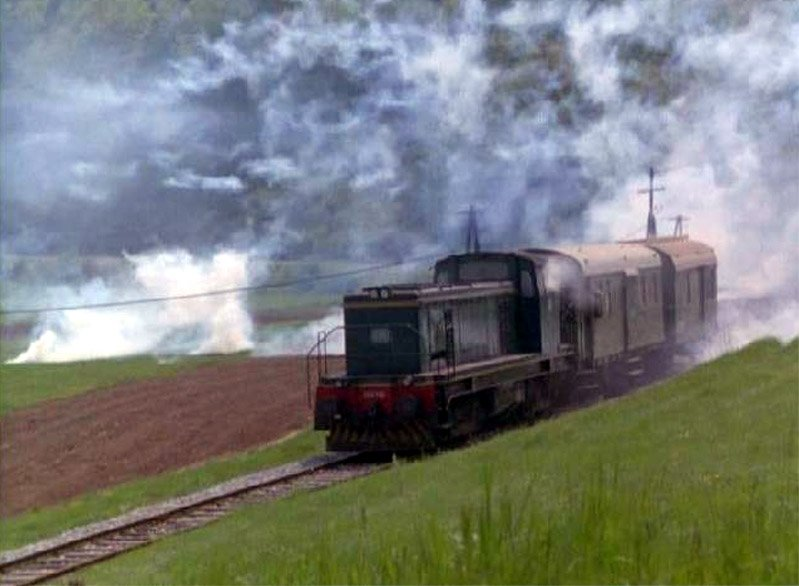 Death Train Detonator 1993 train movie