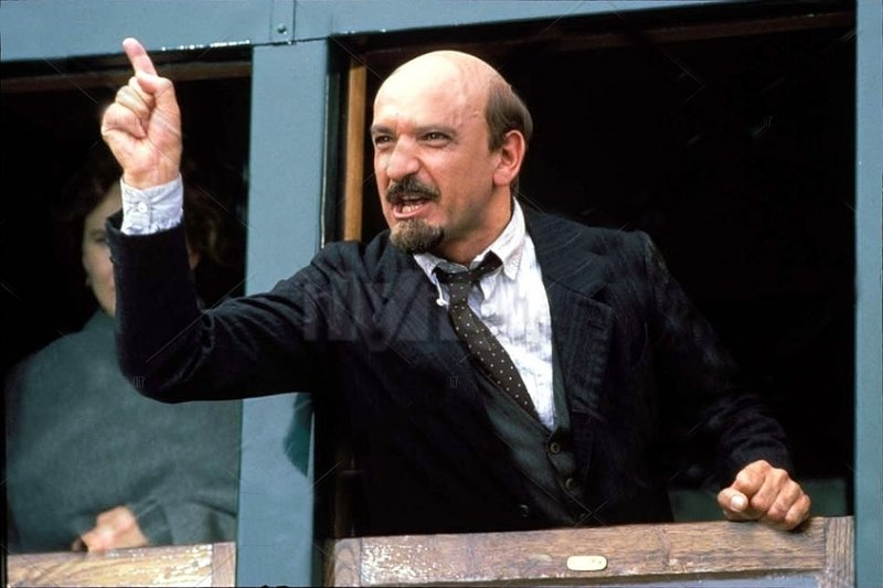 Lenin: The Train Il treno di Lenin 1988 train movie