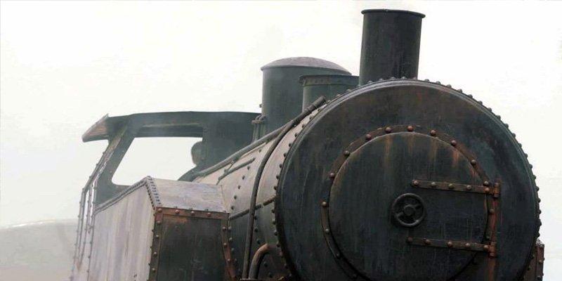 Sands Train Les Pirogues des Hautes Terres 2011 train movie