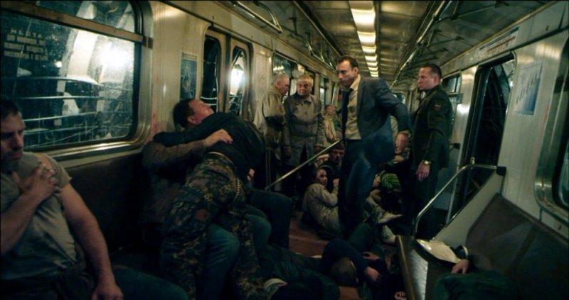 Metro  2013 train movie