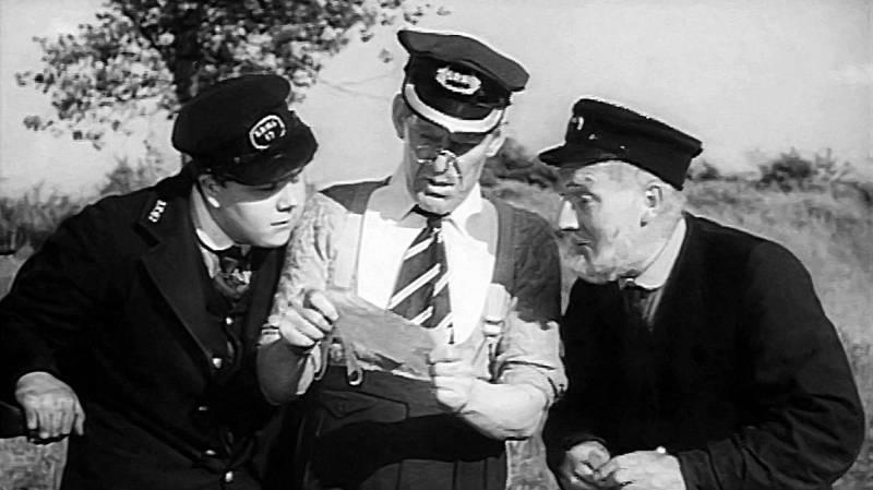 Oh, Mr. Porter!  1937 train movie