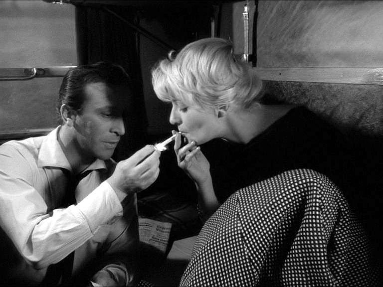 Night Train Pociag 1959 train movie