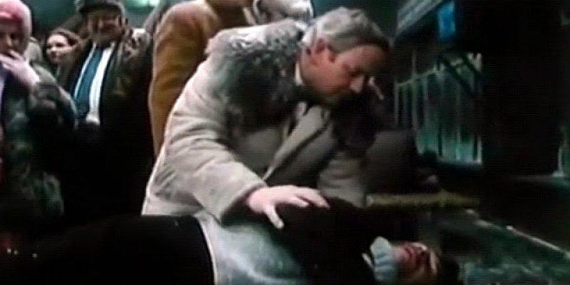 The Ball at the Koluszki Junction Bal na dworcu w Koluszkach 1990 train movie