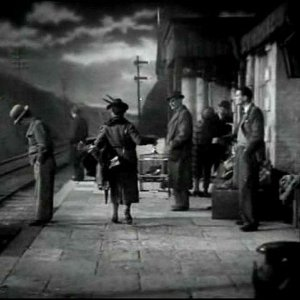 The Ghost Train  1941 train movie