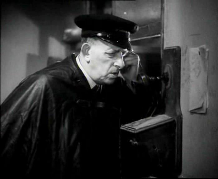 The Ghost Train  1941 train movie