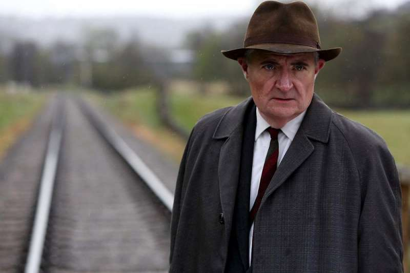 The Great Train Robbery  2013 train movie