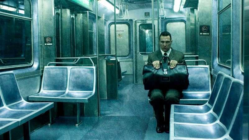 The Midnight Meat Train  2008 train movie