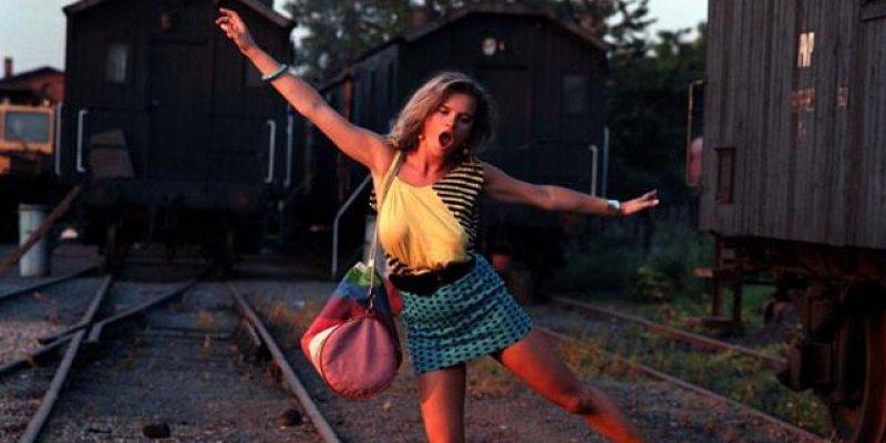Train for Hollywood Pociag do Hollywood 1987 train movie