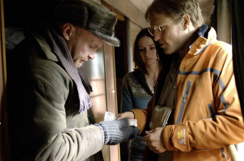 Transsiberian  2008 train movie