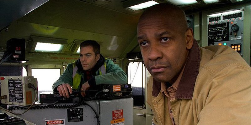 Unstoppable  2010 train movie