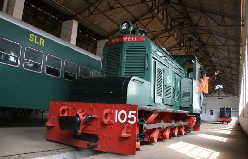 Sierra Leone National Railway Museum