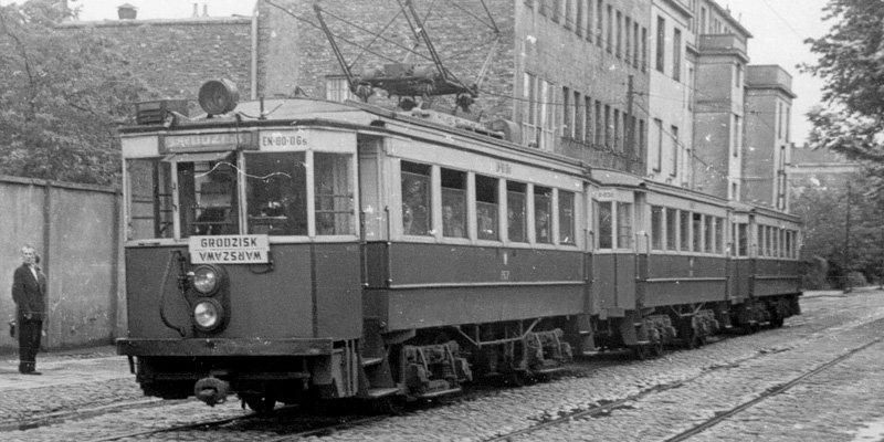 Warsaw Commuter Railway museum