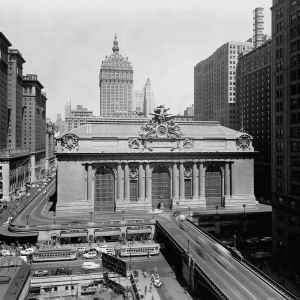 Grand Central Station  1937 trains radio show