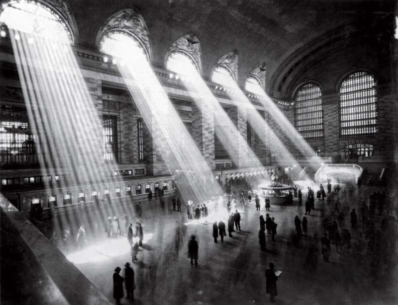 Grand Central Station  1937 train radio show