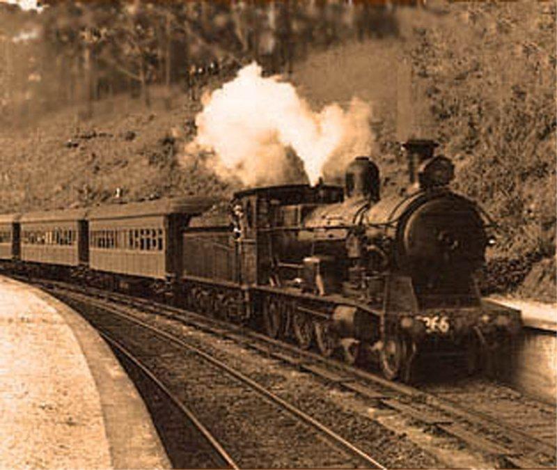 Thrilling Stories of the Railway  2014 train radio show