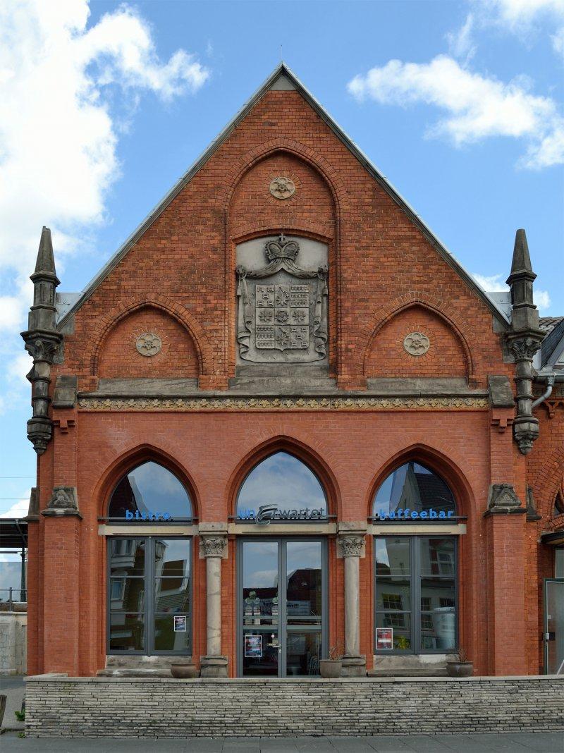 Detmold train station