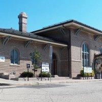 Morristown train station  train station