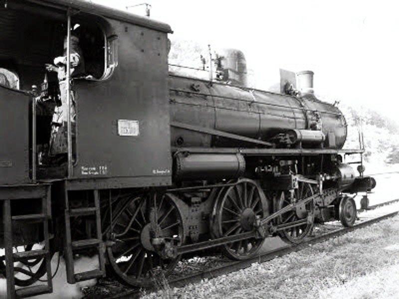 Phantom train 8017