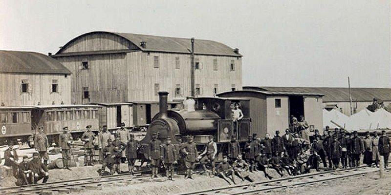 Russian Railway Troops