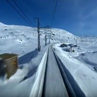 Oslo - Bergen railway video train videos