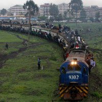 Trains in Kenya  trains of thr world
